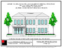 Modular Commercial Office Building D Front Elevation
