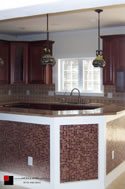 Custom Modular Kitchen Island